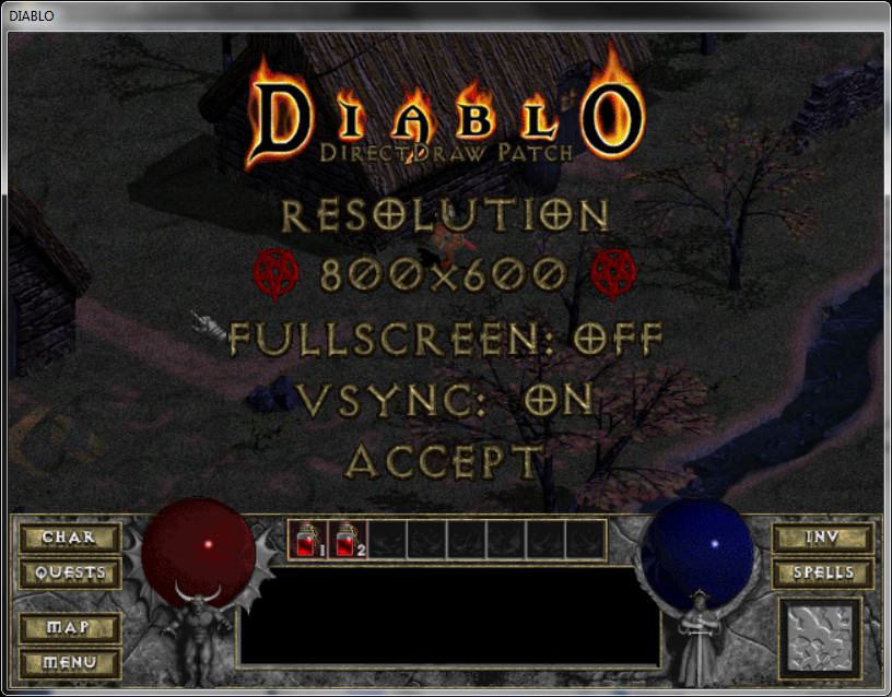 Diablo 1 windows 7